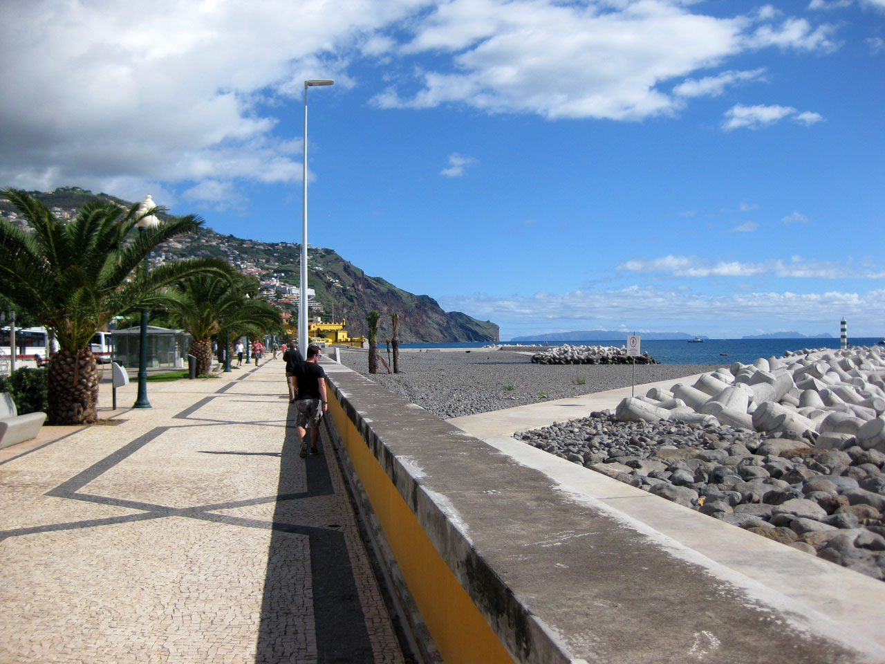 Avenida do Mar, Funchal, Madeira