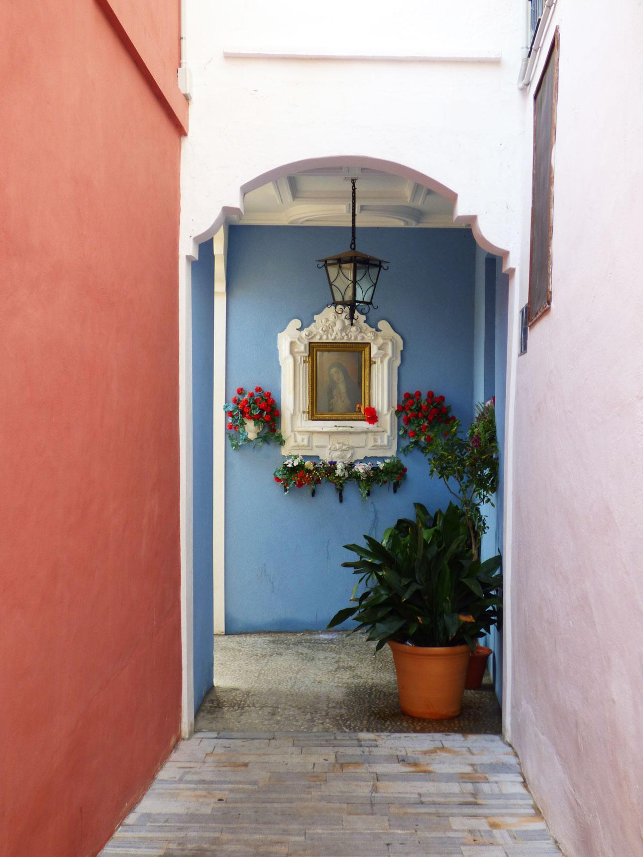 Calle Soledad, Cartagena, Murcia