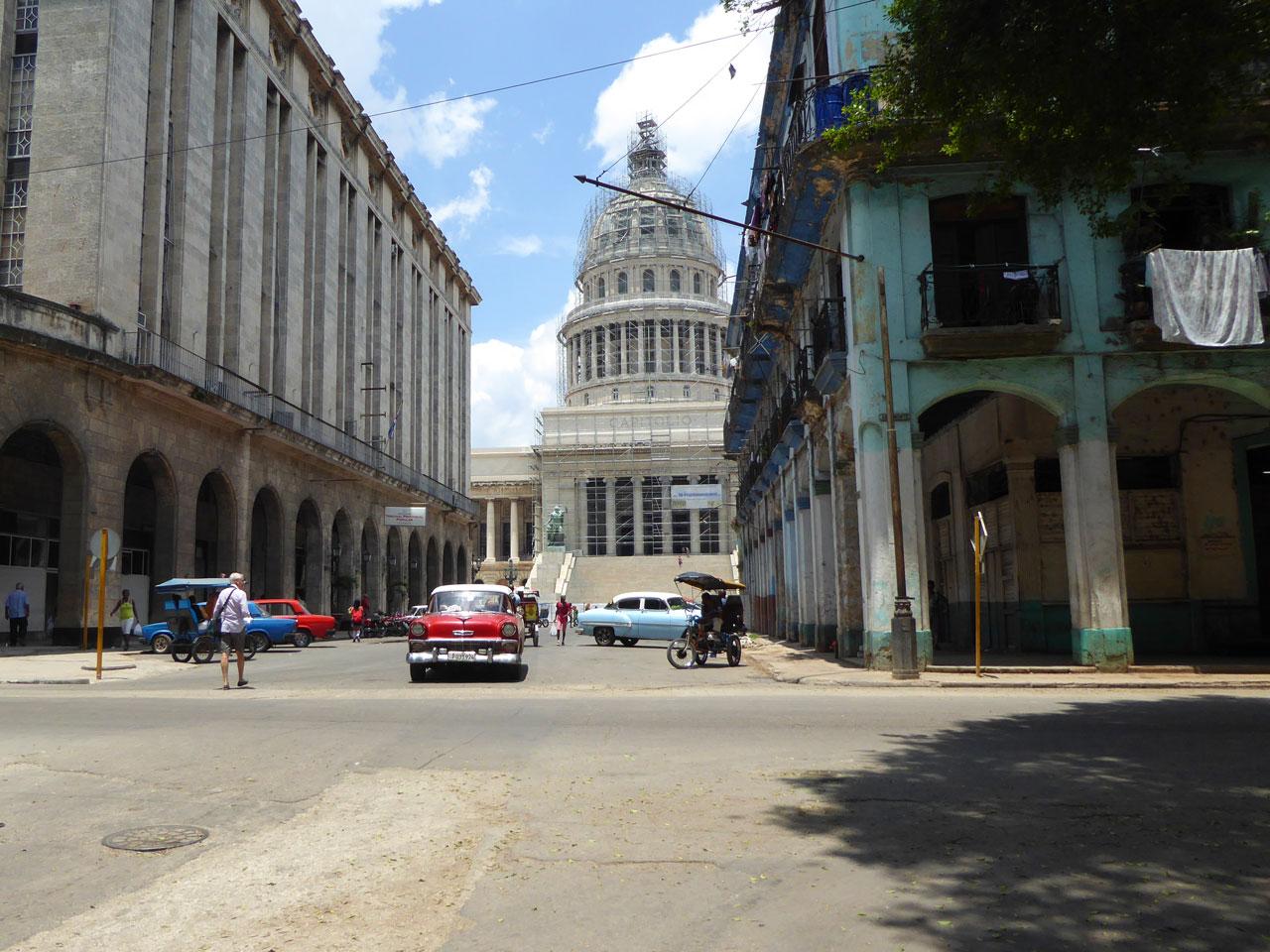 The Capitolio, Havana
