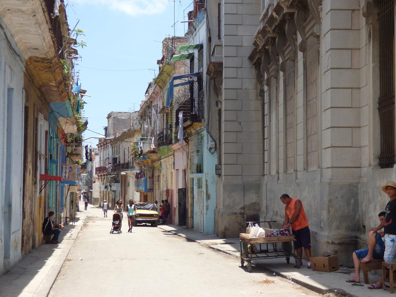 Streets of Centro Habana