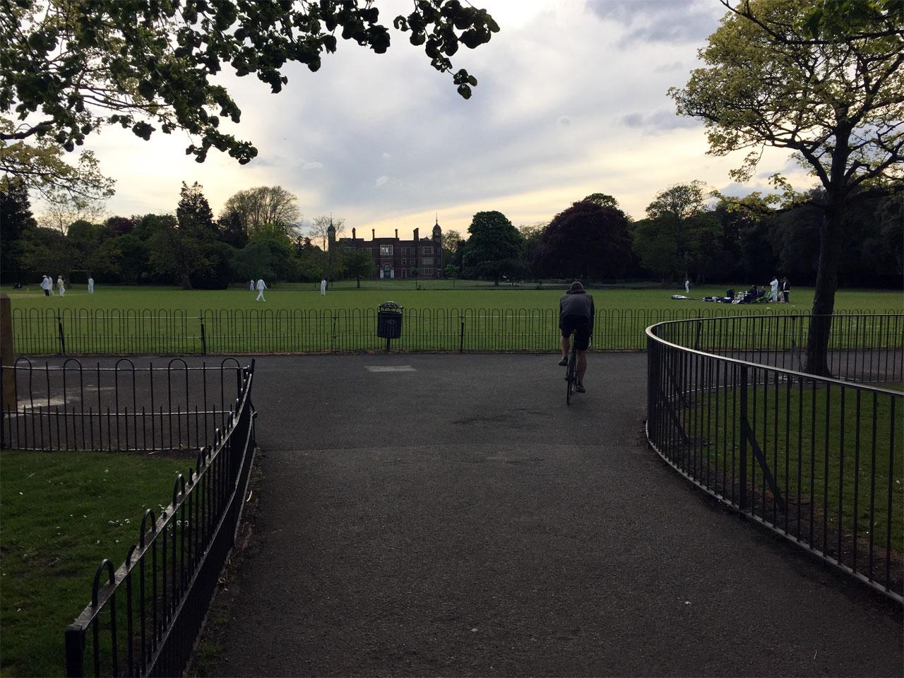 Charlton Park, London