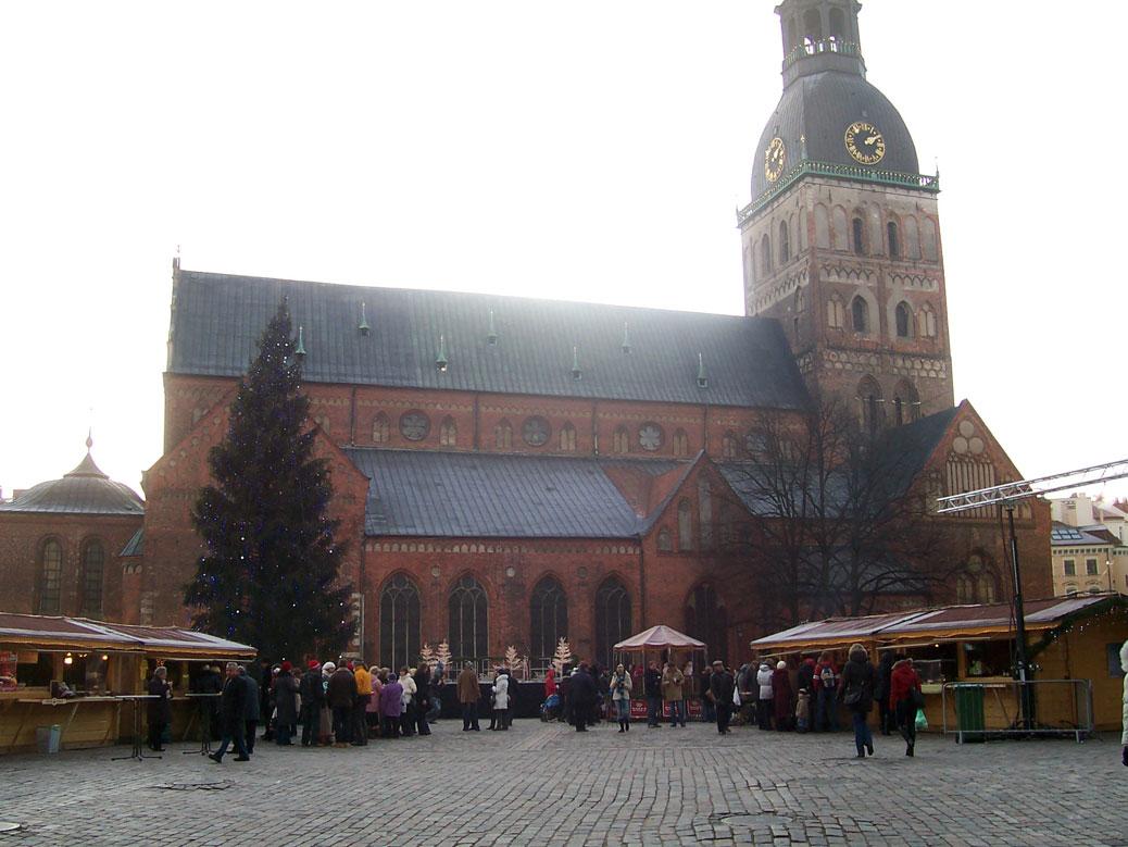 Christmas market, Riga, Latvia