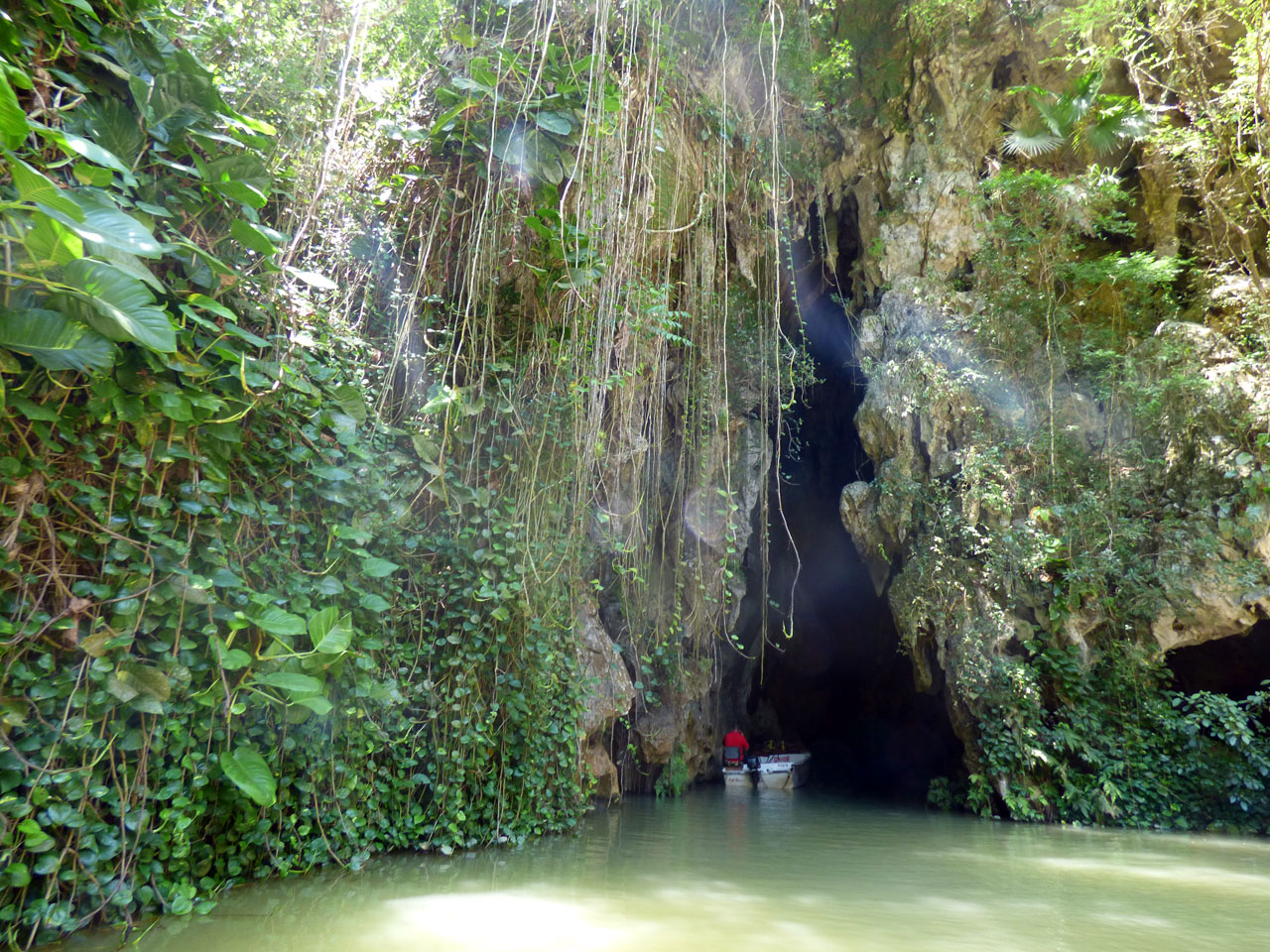 Cueva del Indio, Viñales