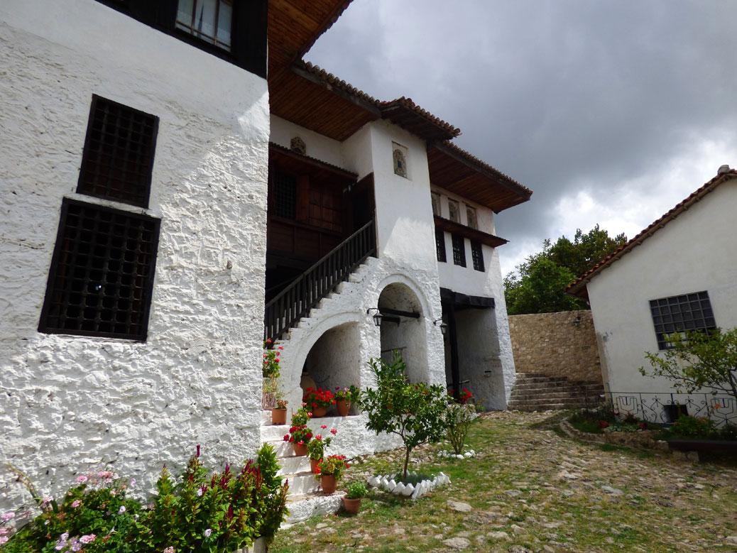 Ethnographic Museum, Krujë