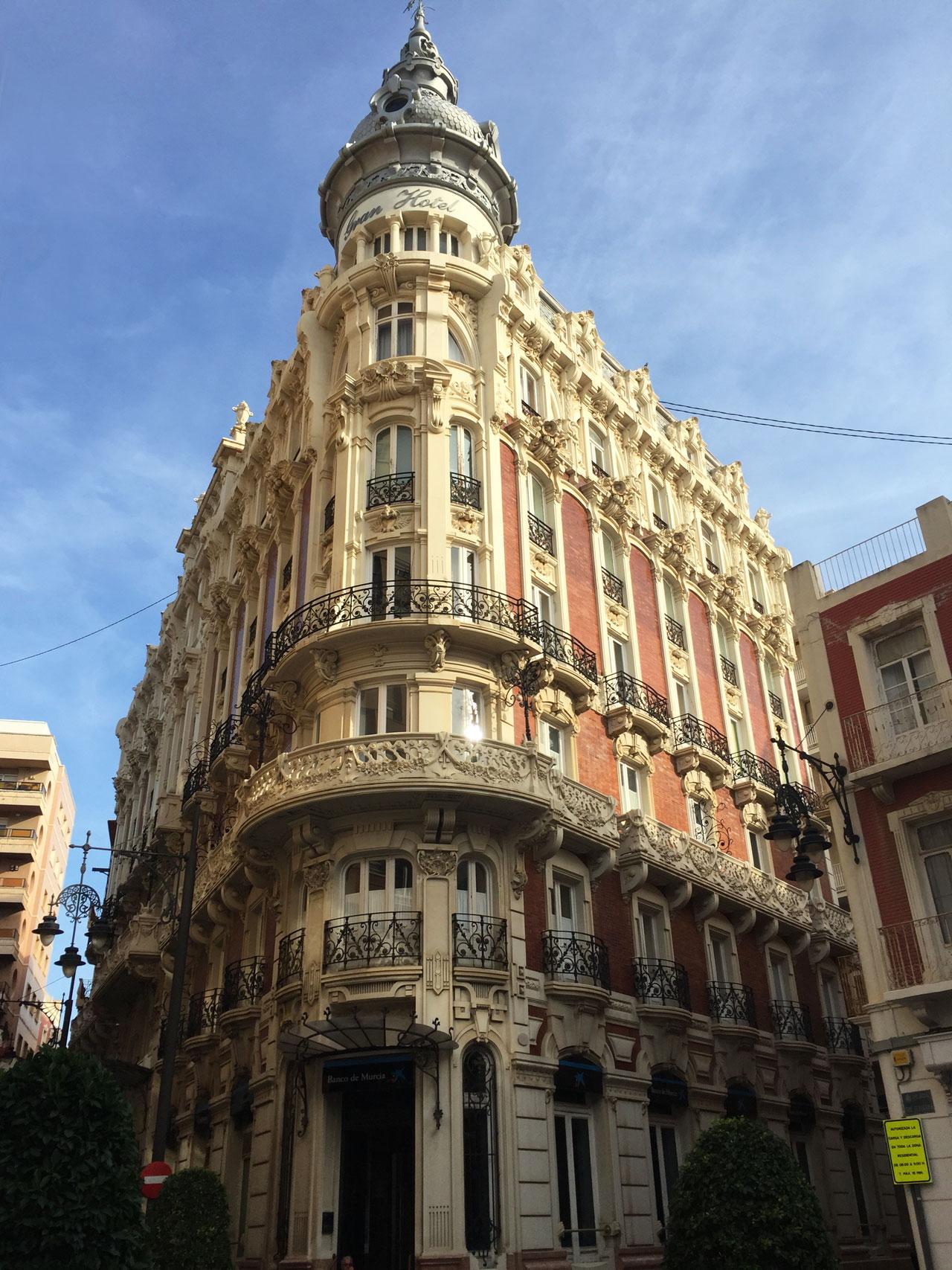 Gran Hotel, Cartagena, Spain