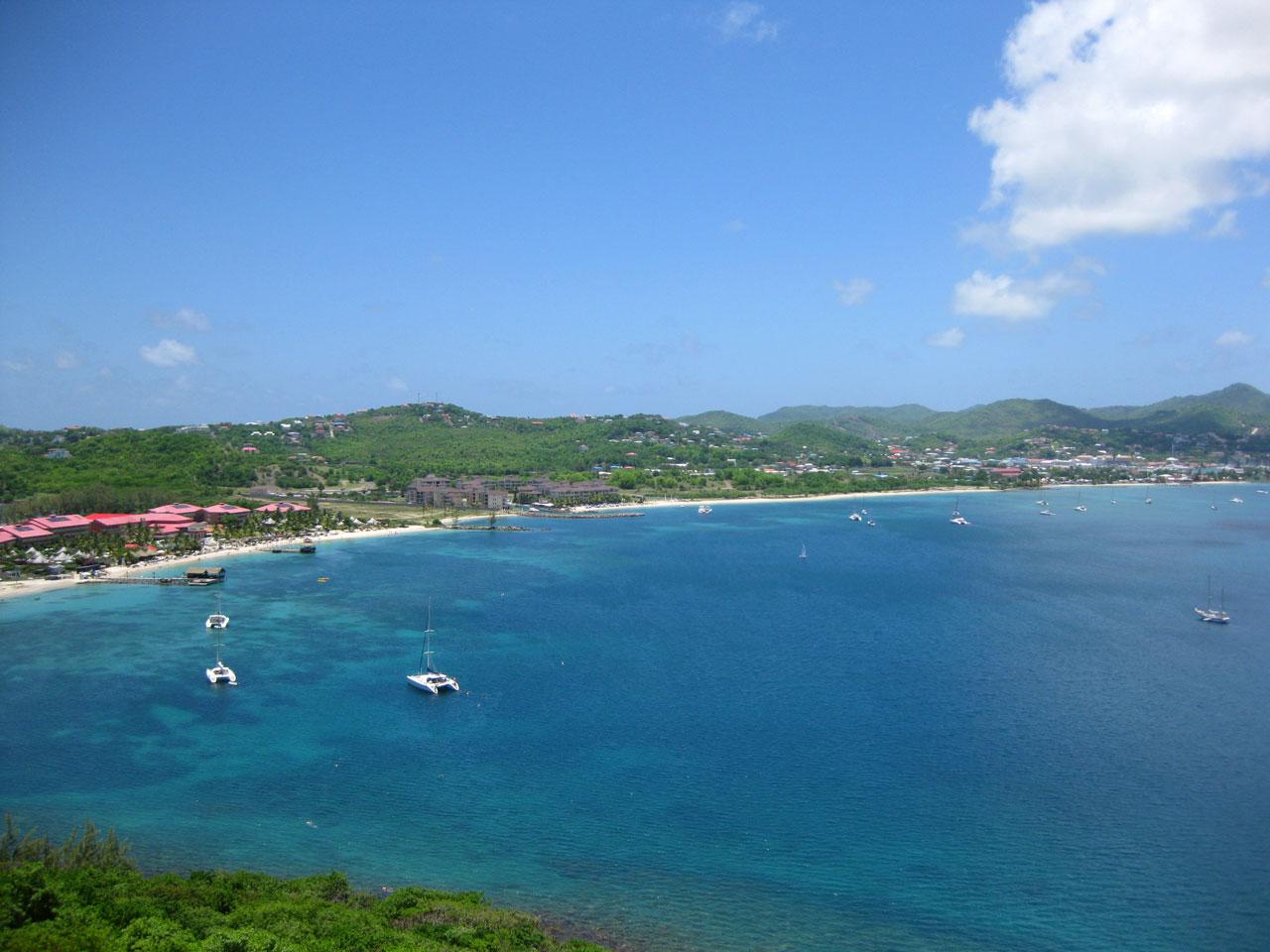 Gros Islet, Saint Lucia