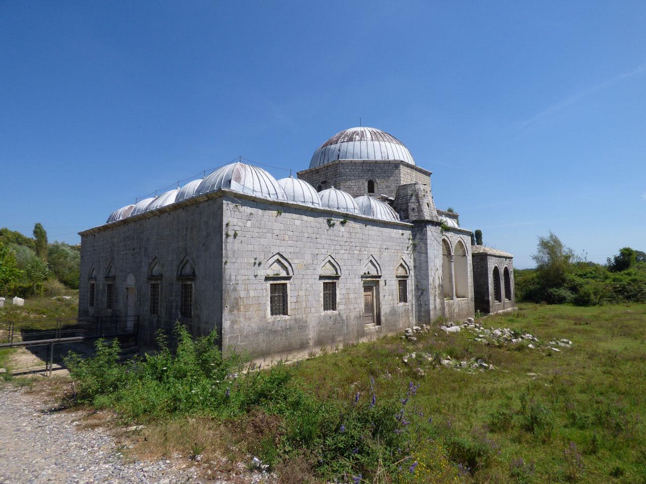 The Lead Mosque, Shkodër, Albania