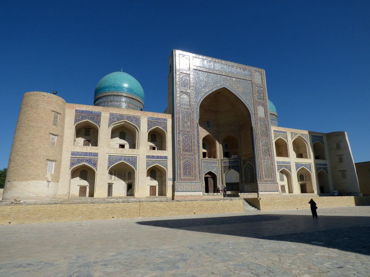 Mir-i-Arab madrassa, Bukhara