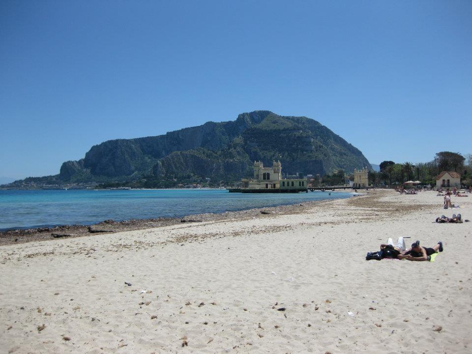 Mondello beach, Sicily