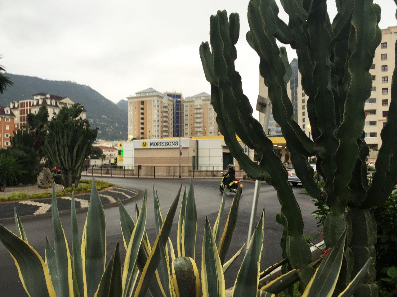 Morrisons supermarket, Gibraltar