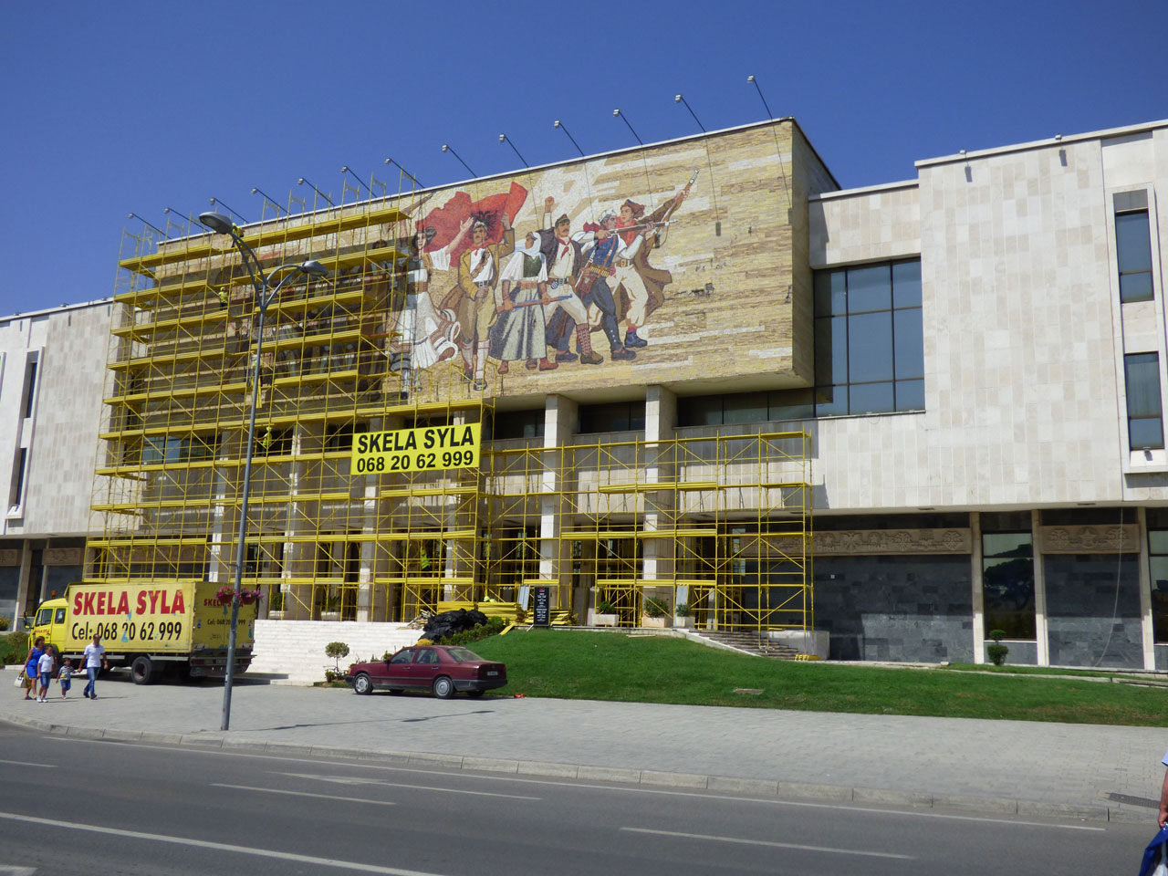 National Historical Museum, Tirana, Albania