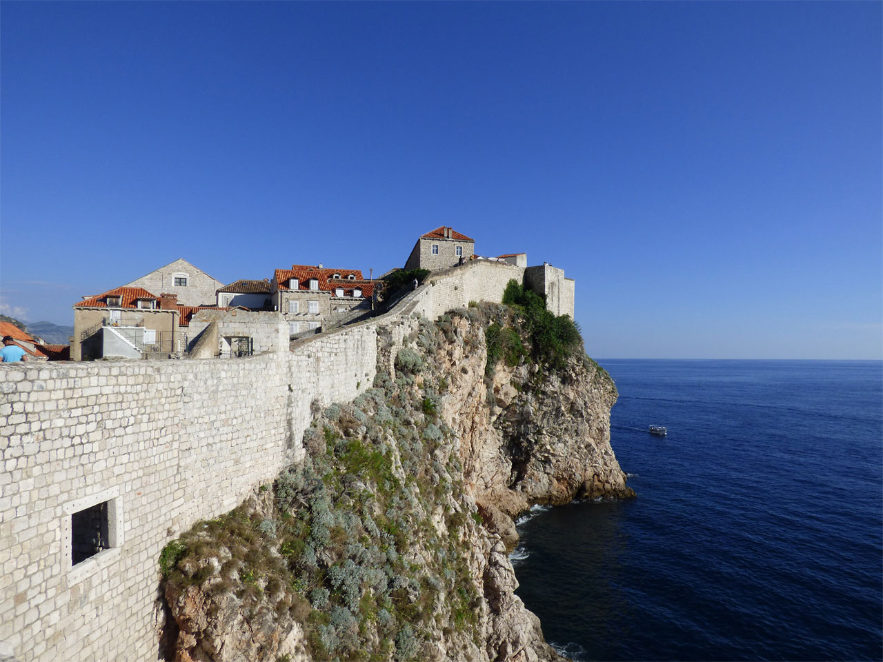 Old Town walls, Dubrovnik