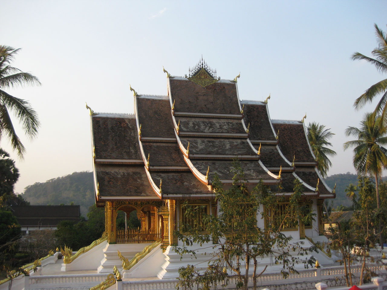 The Royal Palace, Luang Prabang, Laos