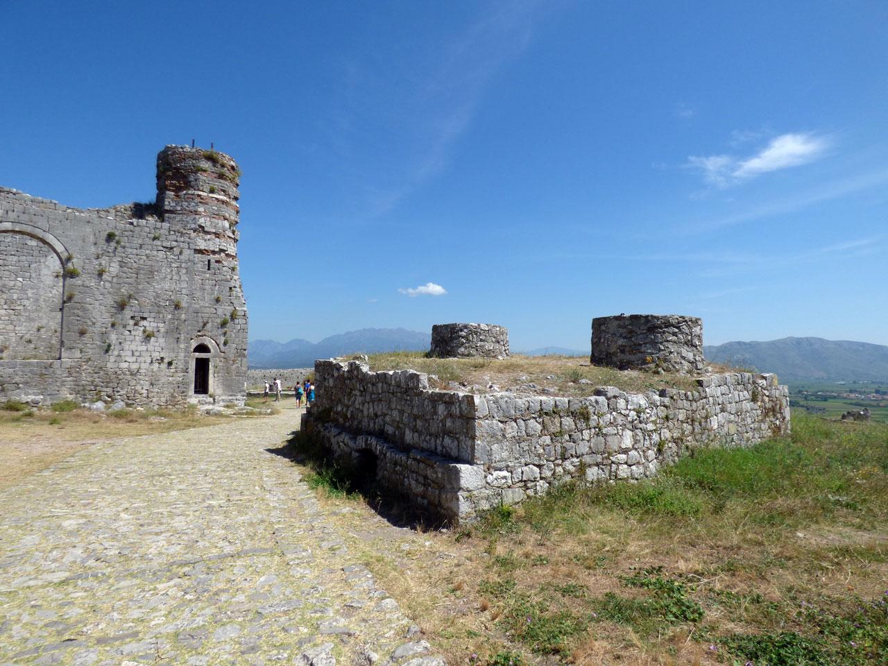 Rozafa Fortress, Shkodër, Albania