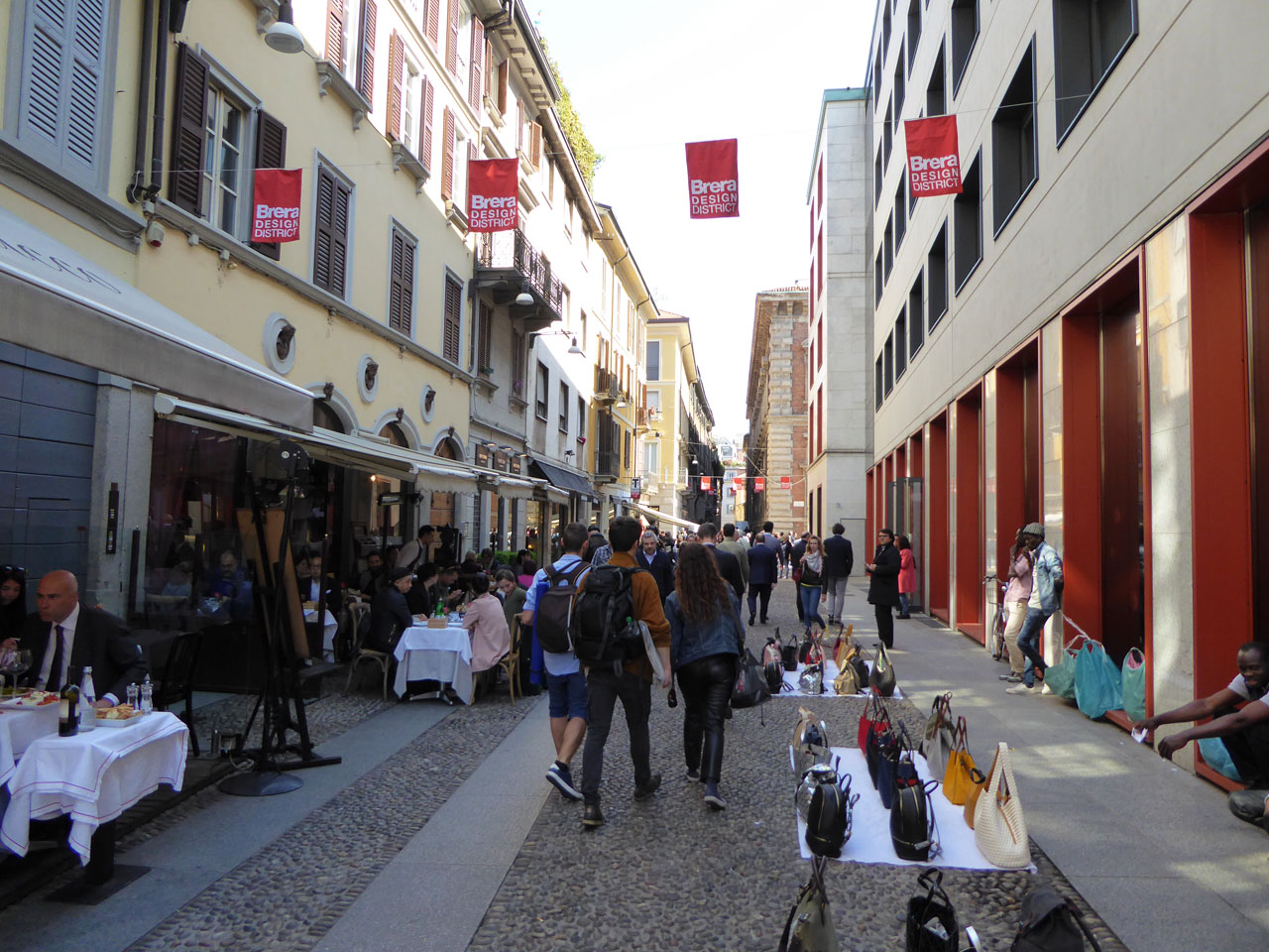 Brera, Milan's 'Design District'